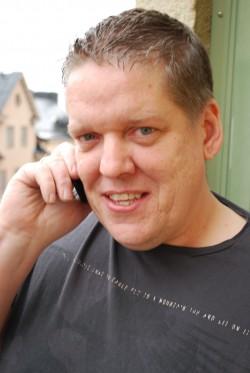 Johan Schön, teknisk konsulent